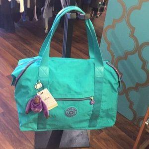 NWT-Kipling Travel Tote Bag